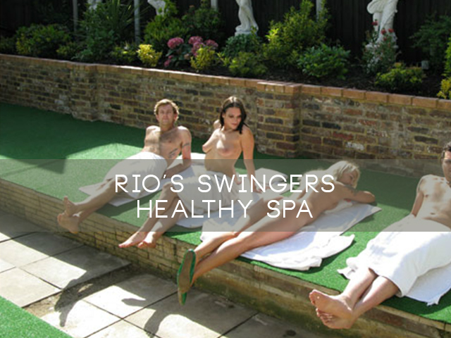 Naturist health spa london